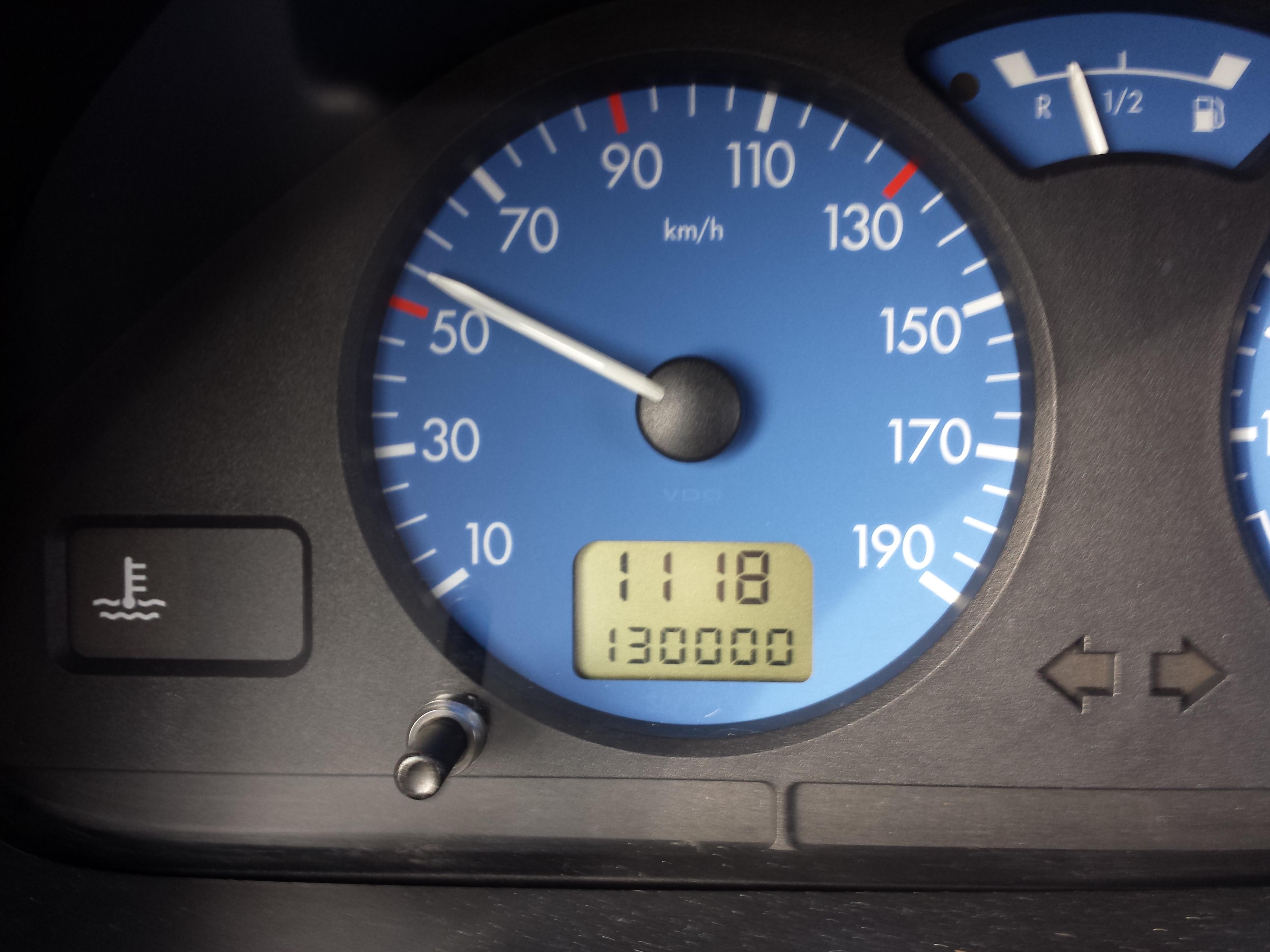 130000 kilometres saxo