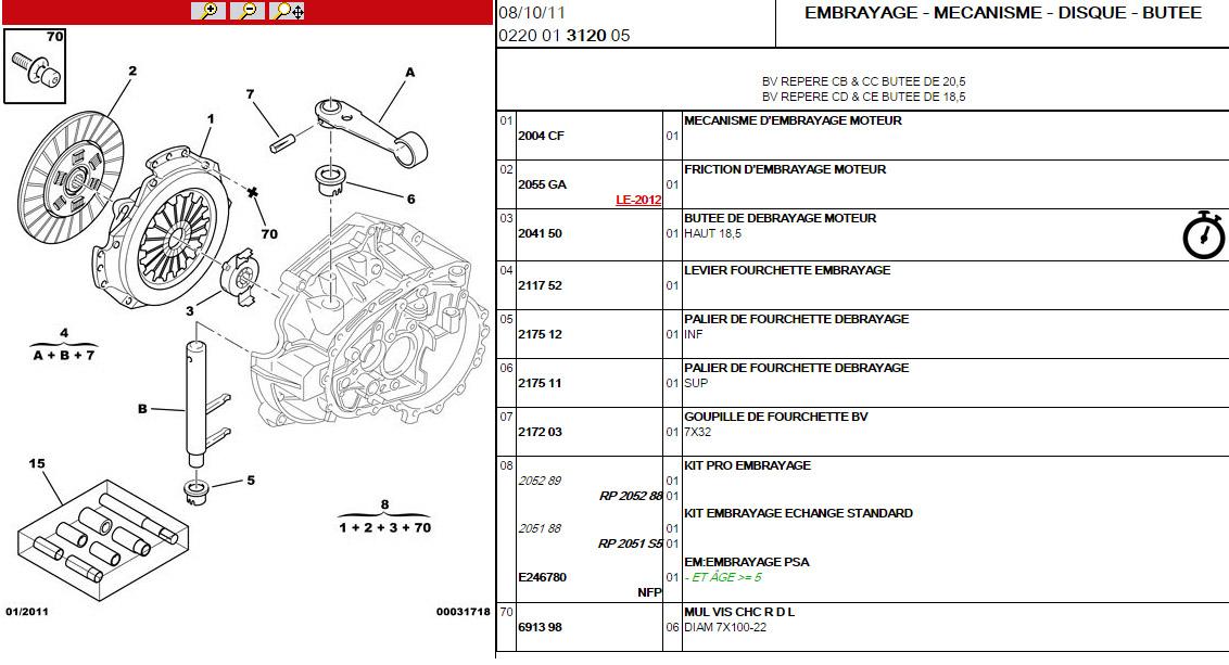 citroen_saxo_1-1_tuijp_embrayage_mecanisme__documentation_technique