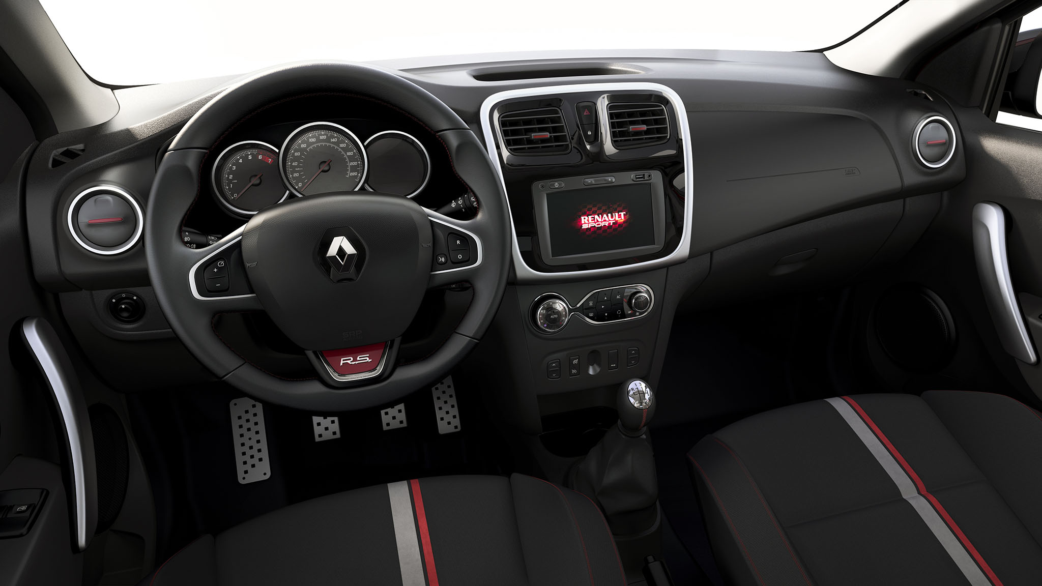 Sandero RS 2.0 Dacia Renault