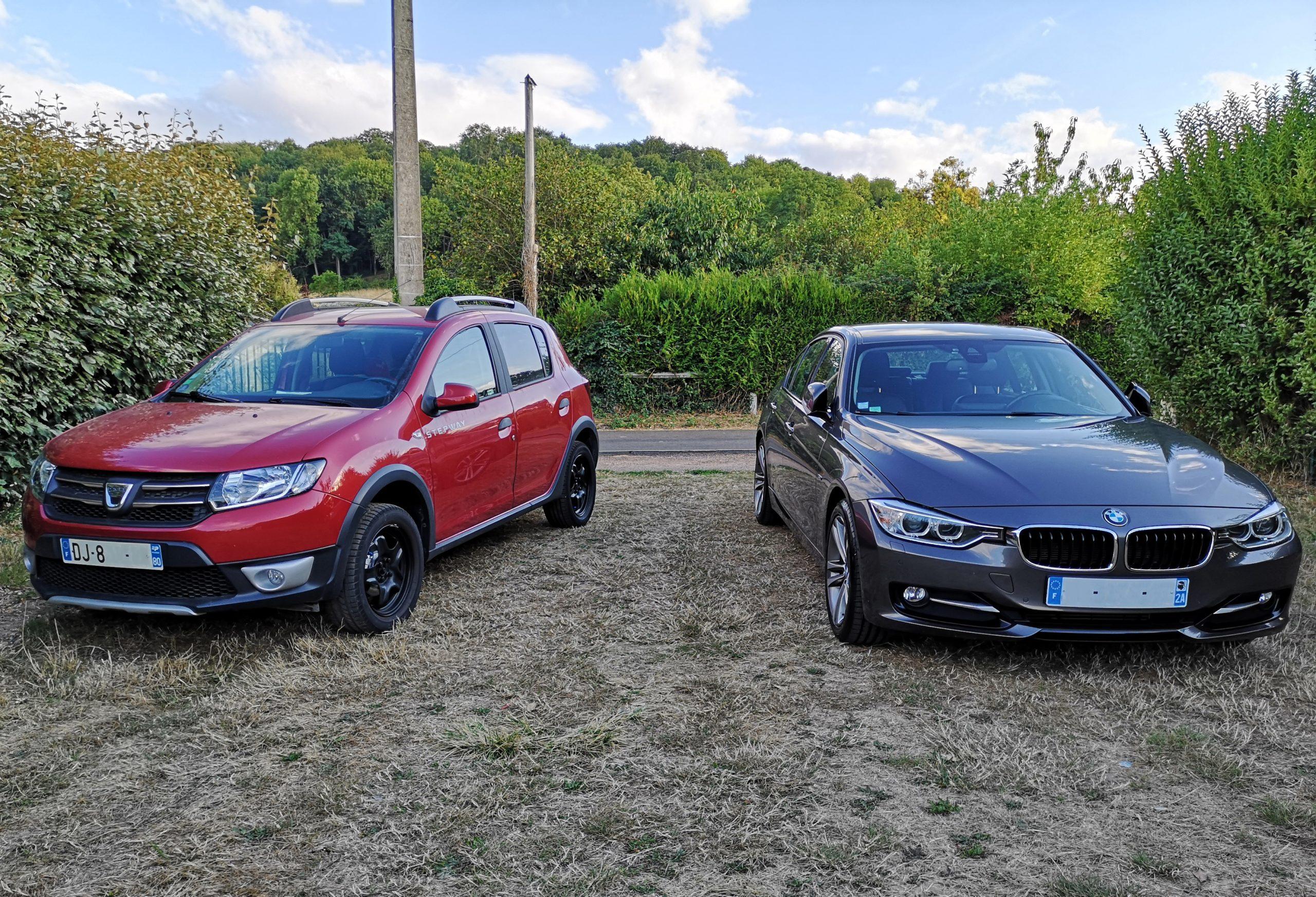 BMW-Série-3-F30-DPF-16V-184cv-Dacia-Sandero-2