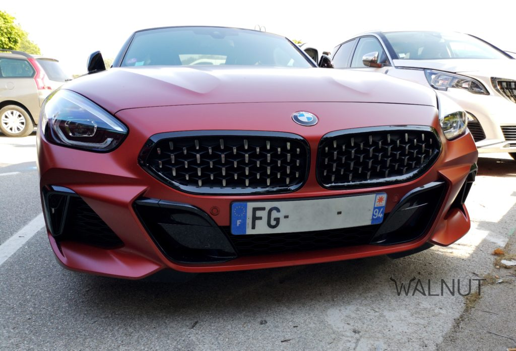 bmw Z4 III 3.0i turbo 340 FAP