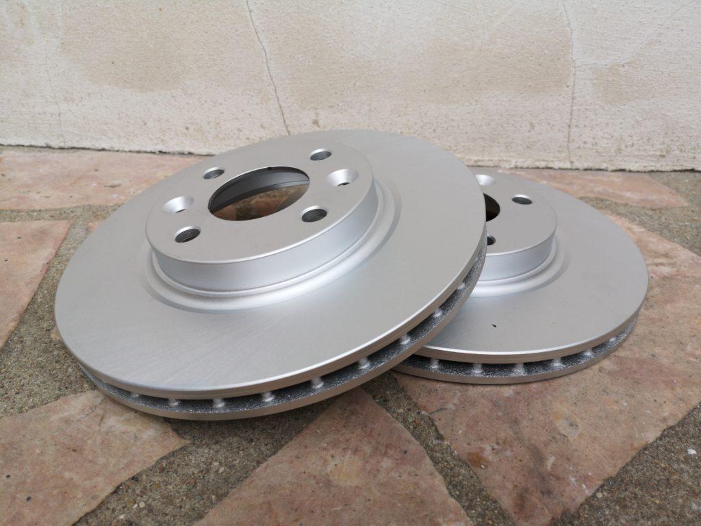 freins disques sandero 2