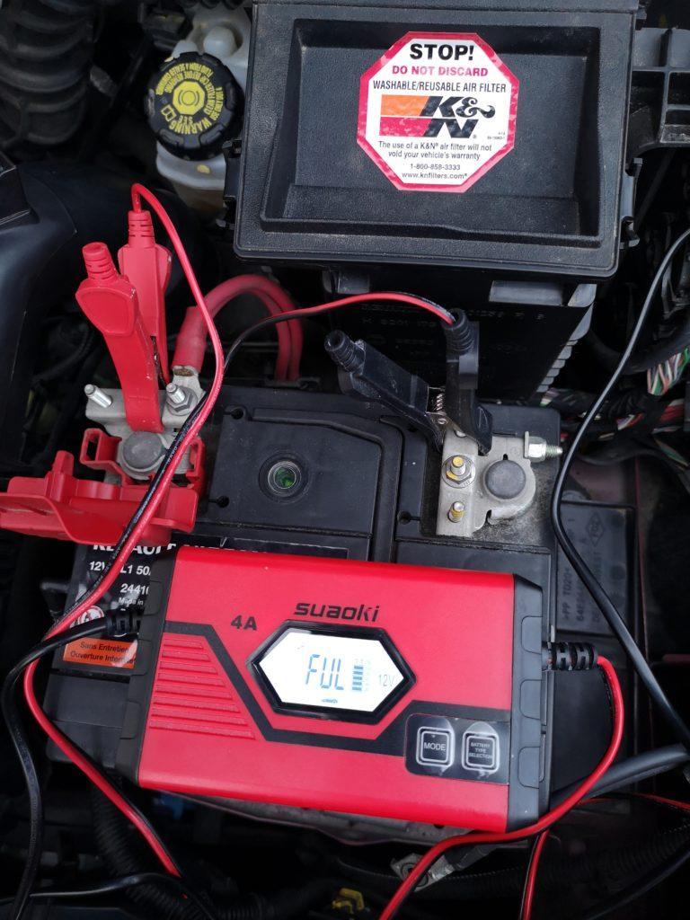 Batterie Dacia Sandero