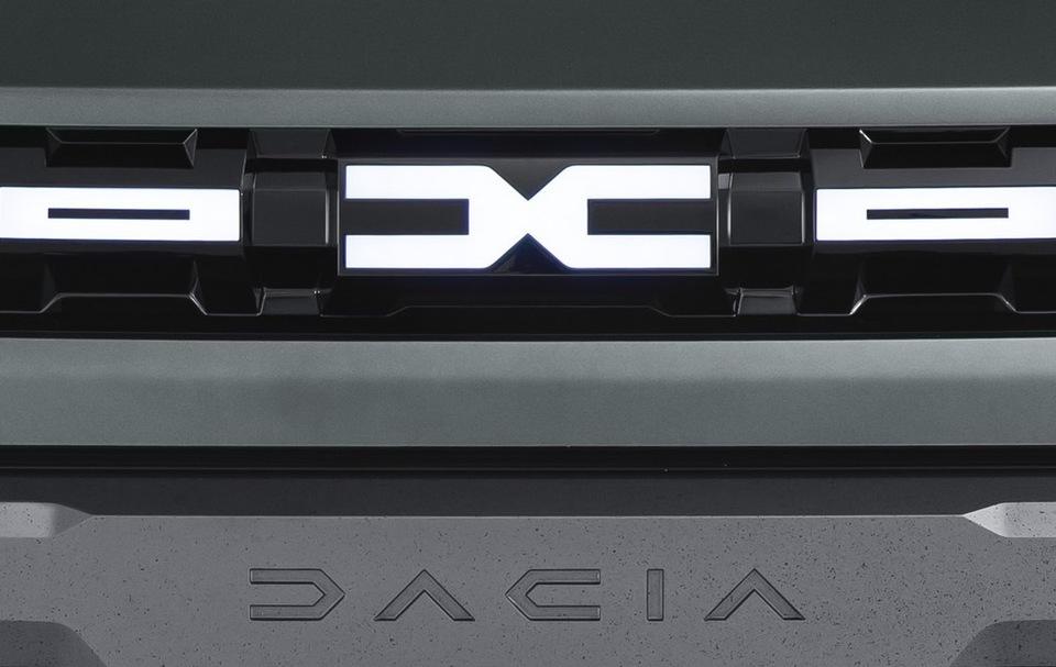nouveau logo Dacia